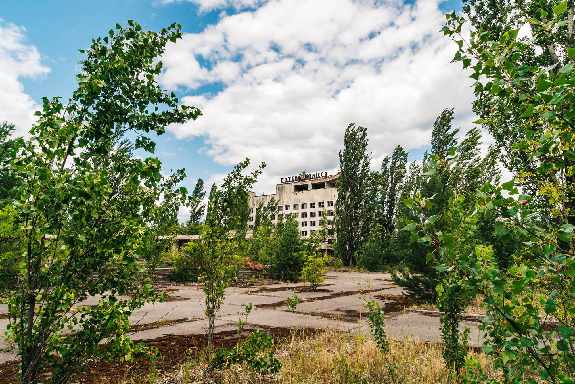 Pripyat, The abandoned city