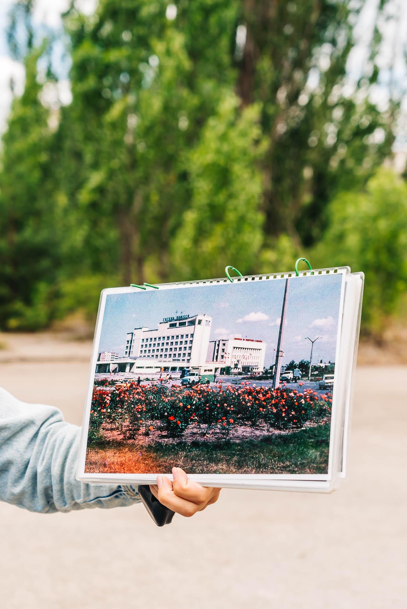 Pripyat in the 1980s
