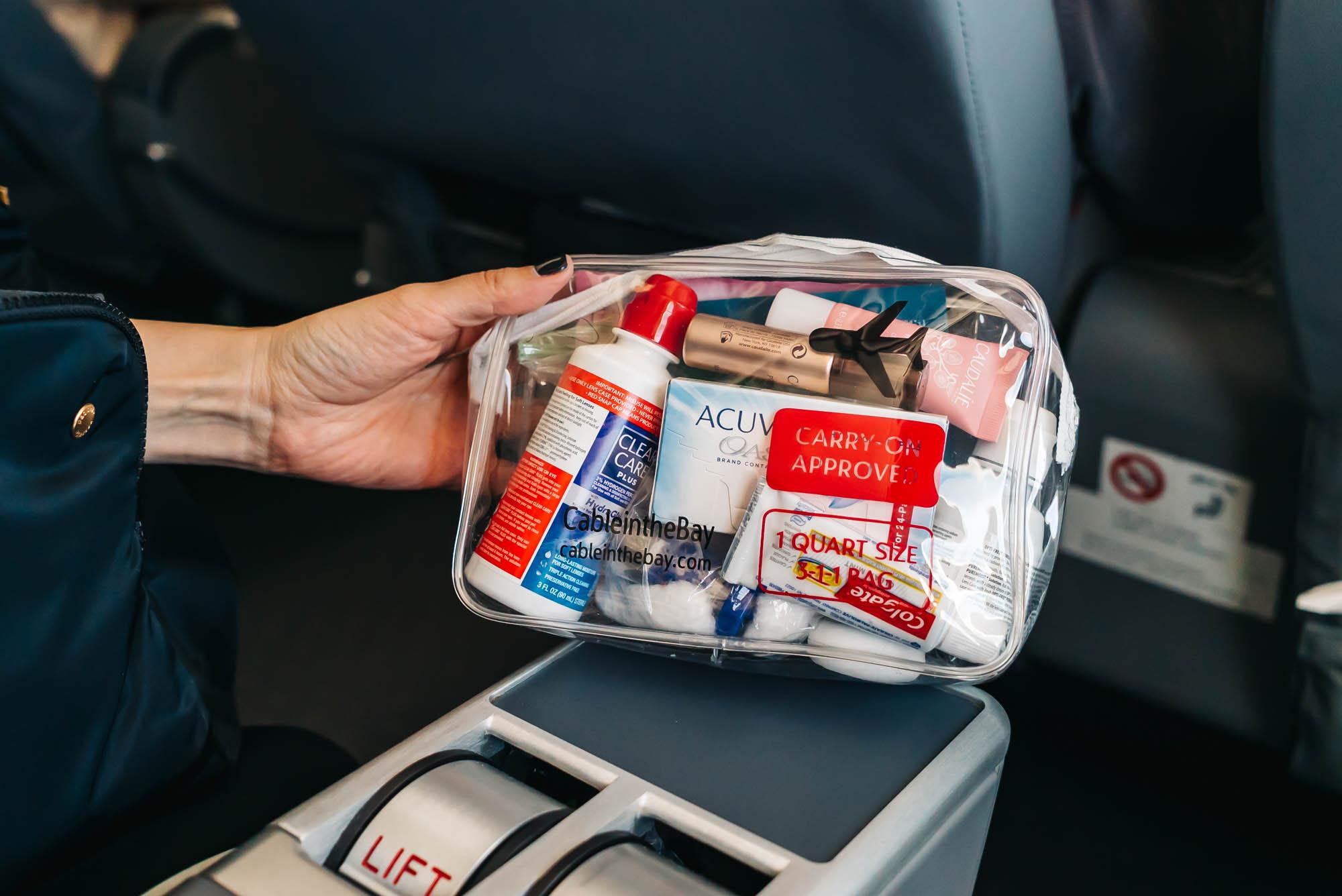 TSA Approved 1 Quart Sized Bag