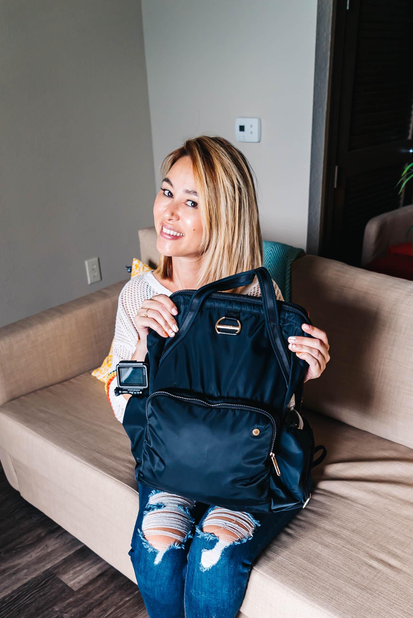 Pacsafe Anti-theft Citysafe CX Backpack