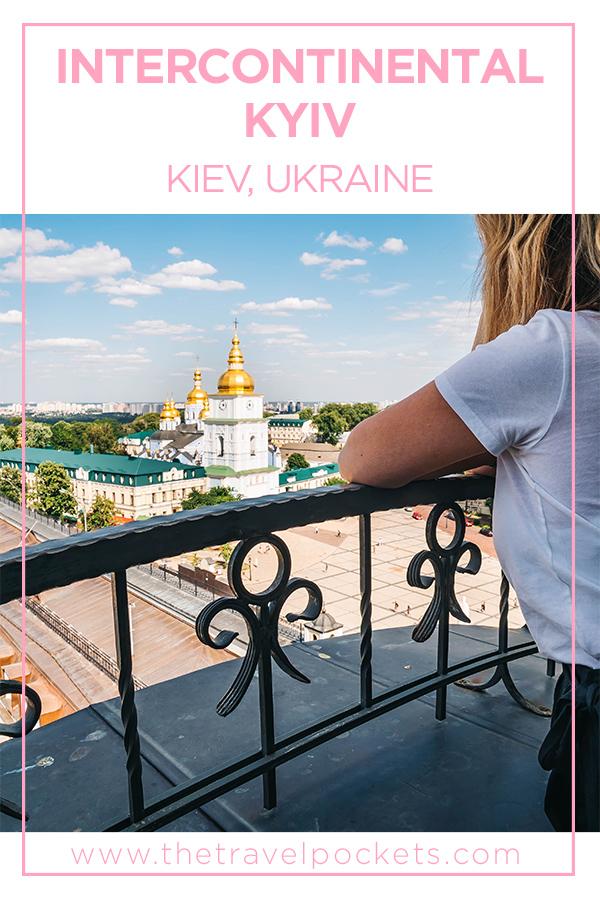 Intercontinental Kyiv #Kiev #Ukraine #hotel