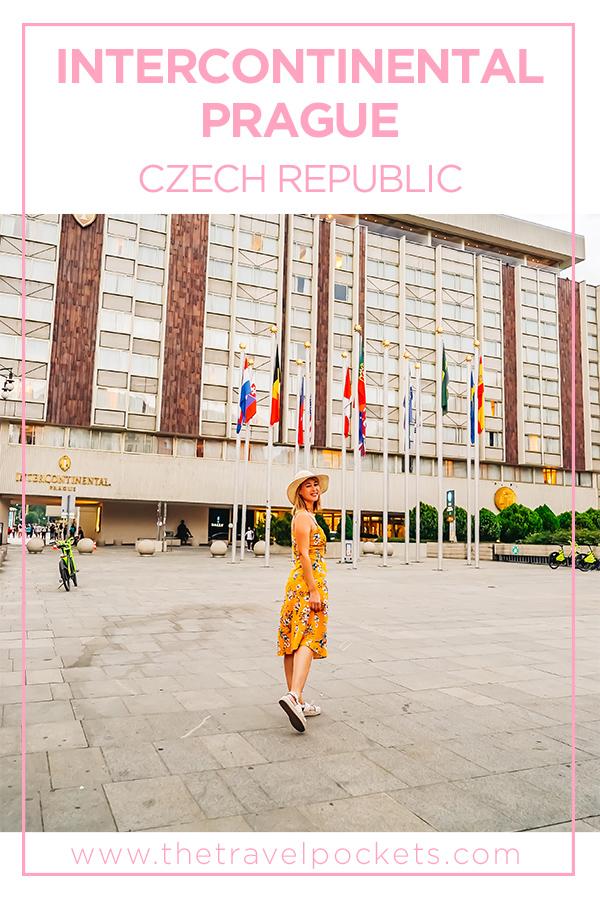 InterContinental Prague #CzechRepublic #Prague #hotelaine #hotel