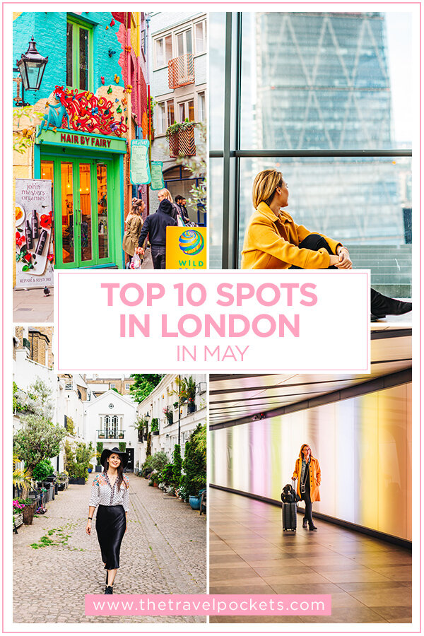 Top 10 London Spots #England #London #UK
