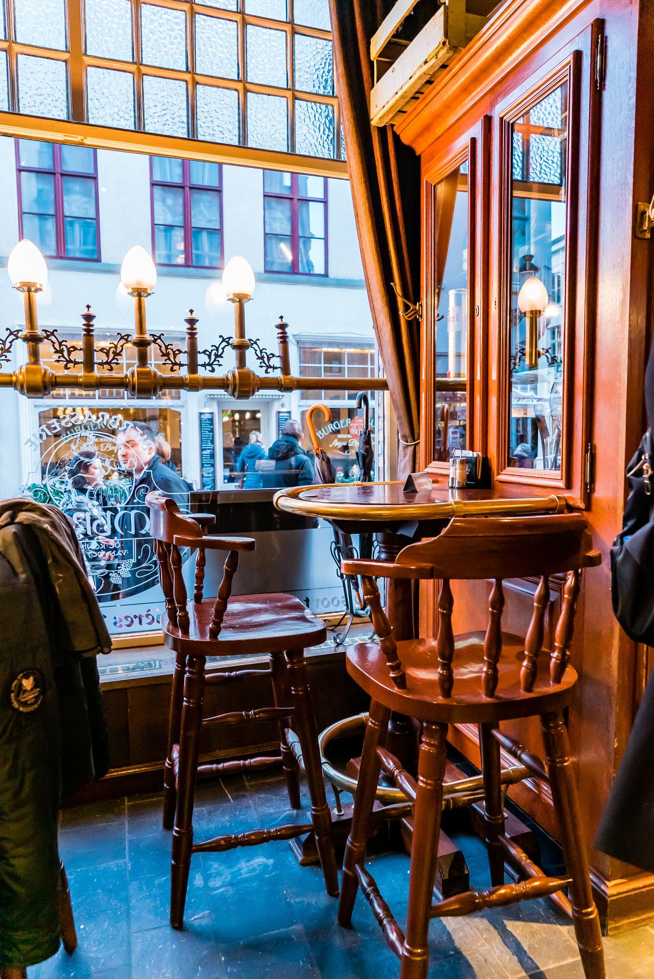 Best Restaurants In Bruges Belgium