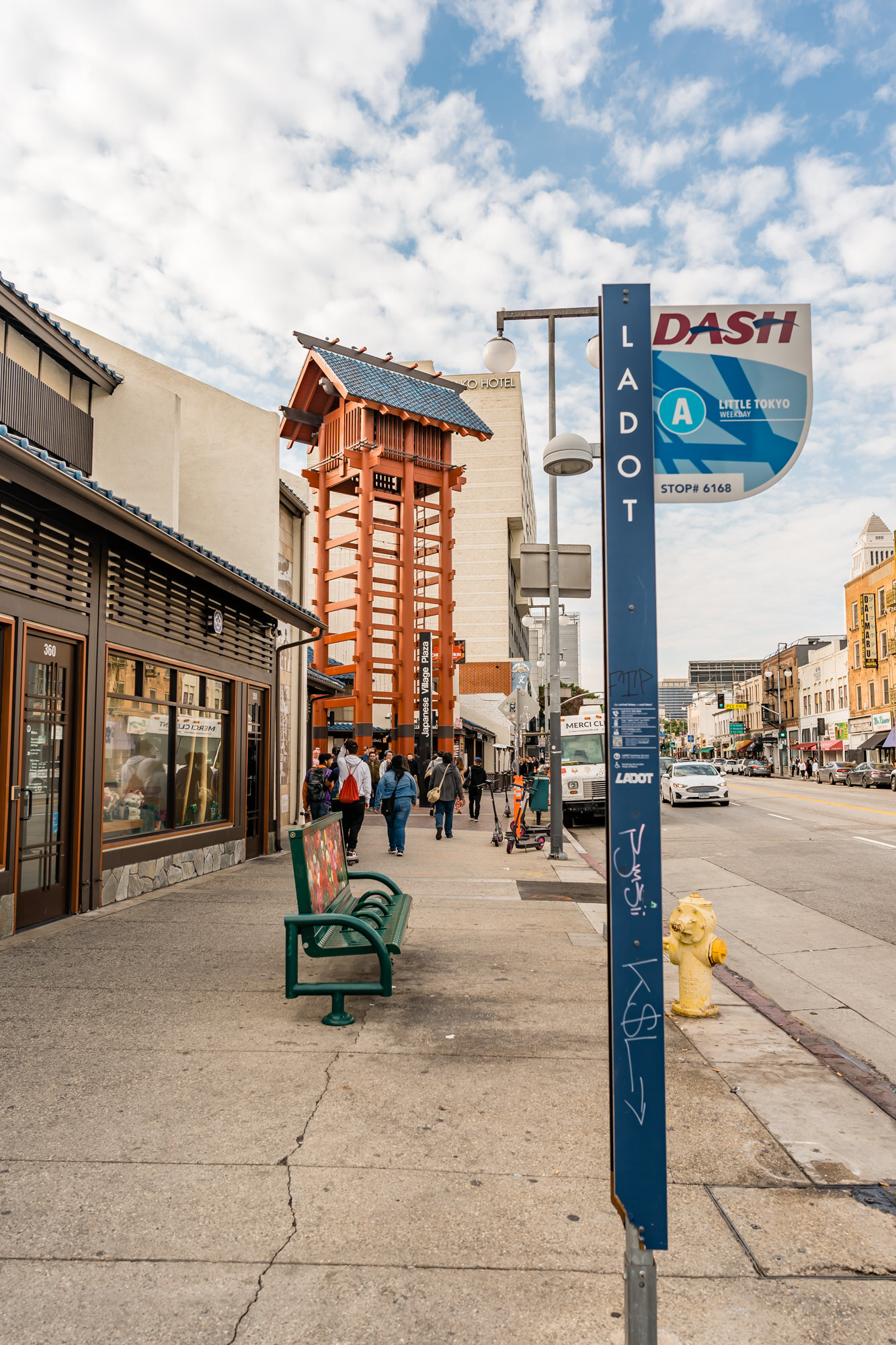 Why You Need To Experience Little Tokyo On Your First Visit To Downtown Los Angeles Travel Pockets