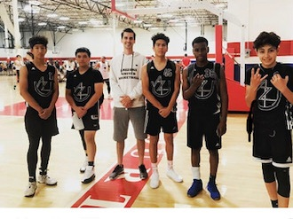 14U with a solid showing this weekend at the Inspire Courts (4/8/2018)