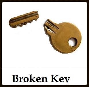 Smithlock  Locksmith Dublin Broken key
