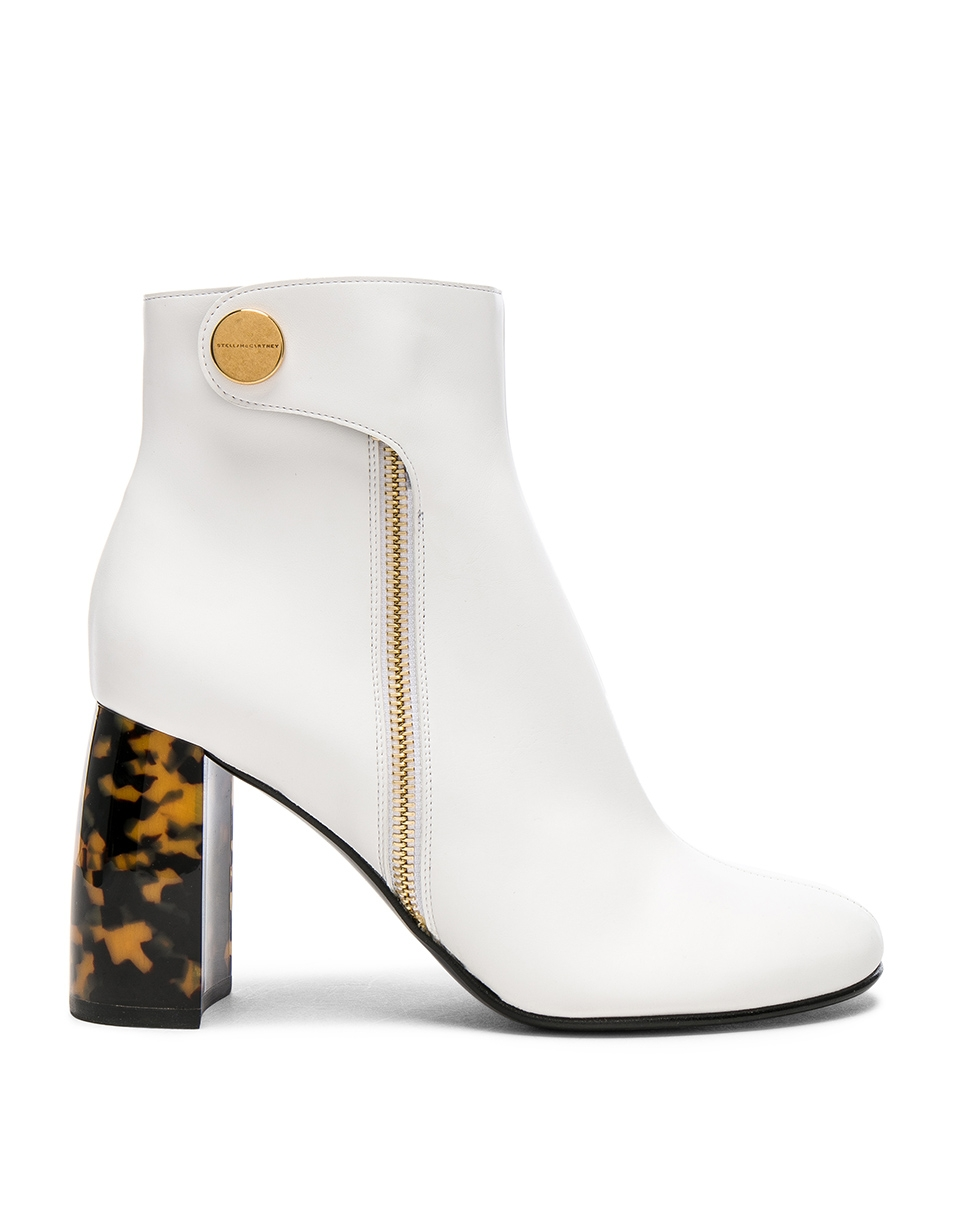 Stella McCartney Zip Ankle Boots