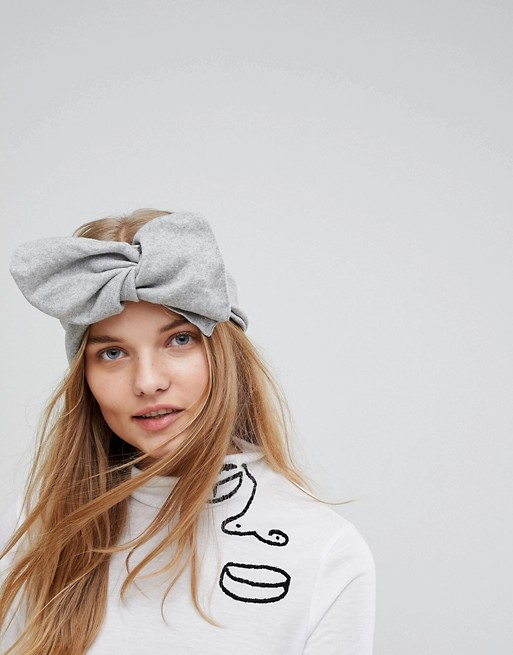 ASOS Made In Kenya Chunky Rib Turban Headband