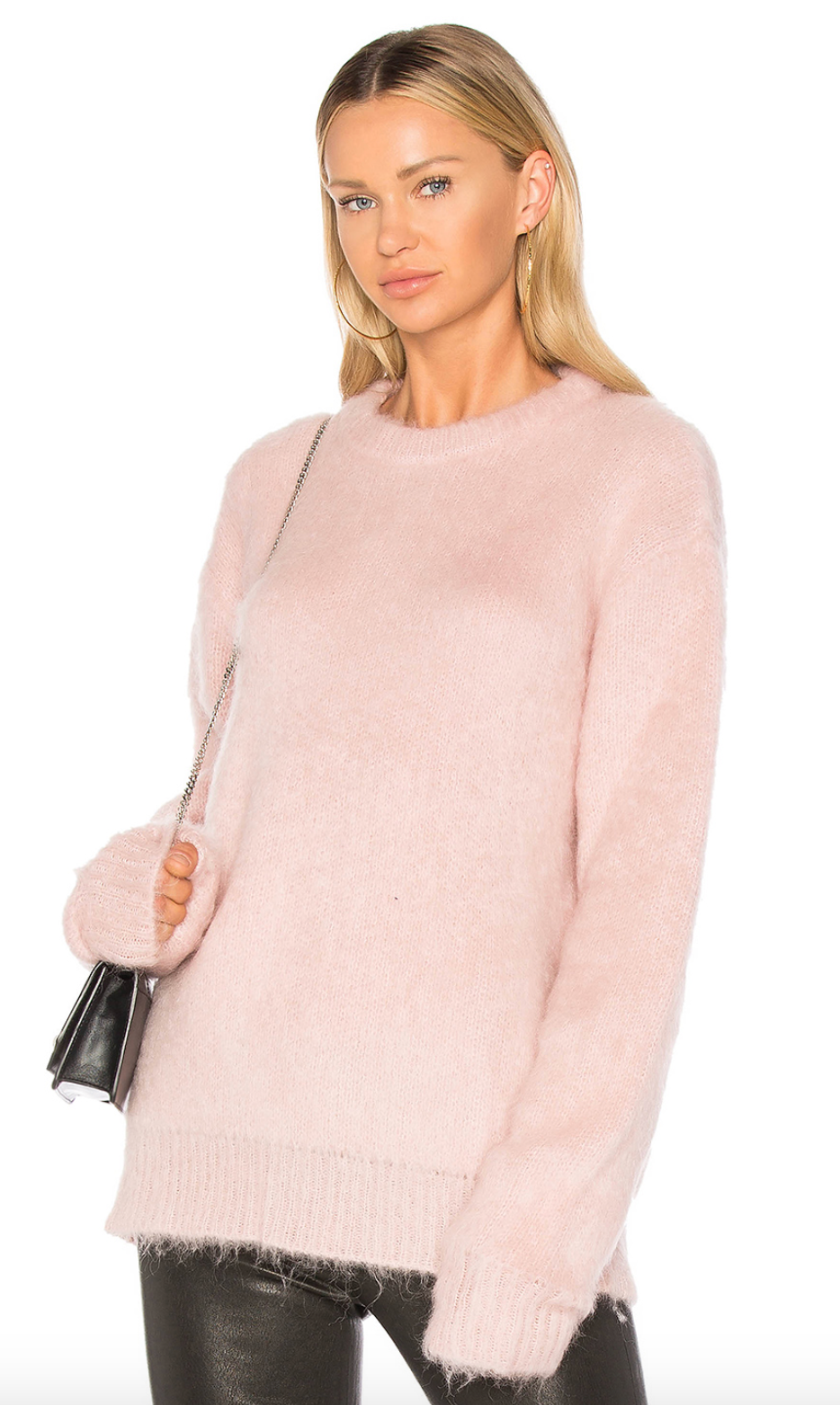 SIMILAR: CARVEN |  MOHAIR SWEATER