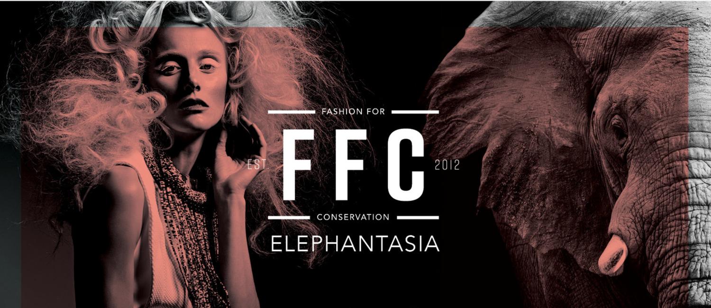 Follow @FashionforConservation and @Elephantasia2018