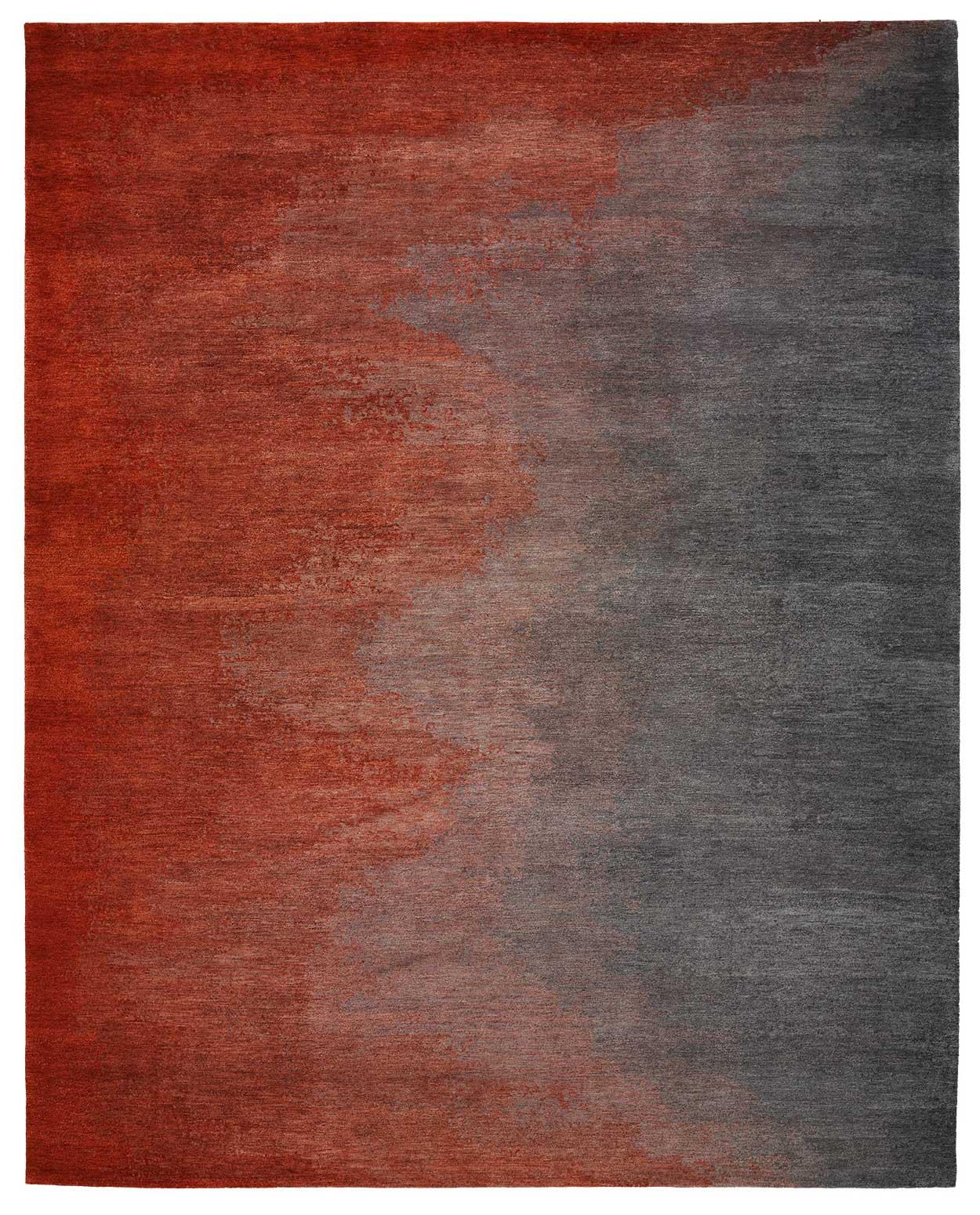 Fade, Deep Red/Blue