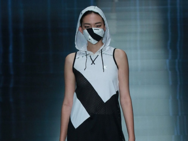 This seasons hottest accessory! Utilitarian and fashion forward.
