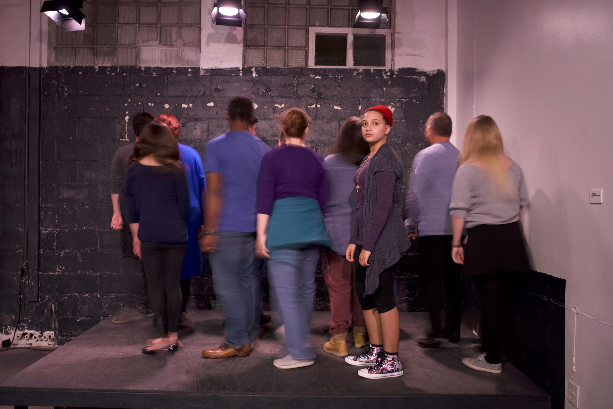 Actor Improv Training