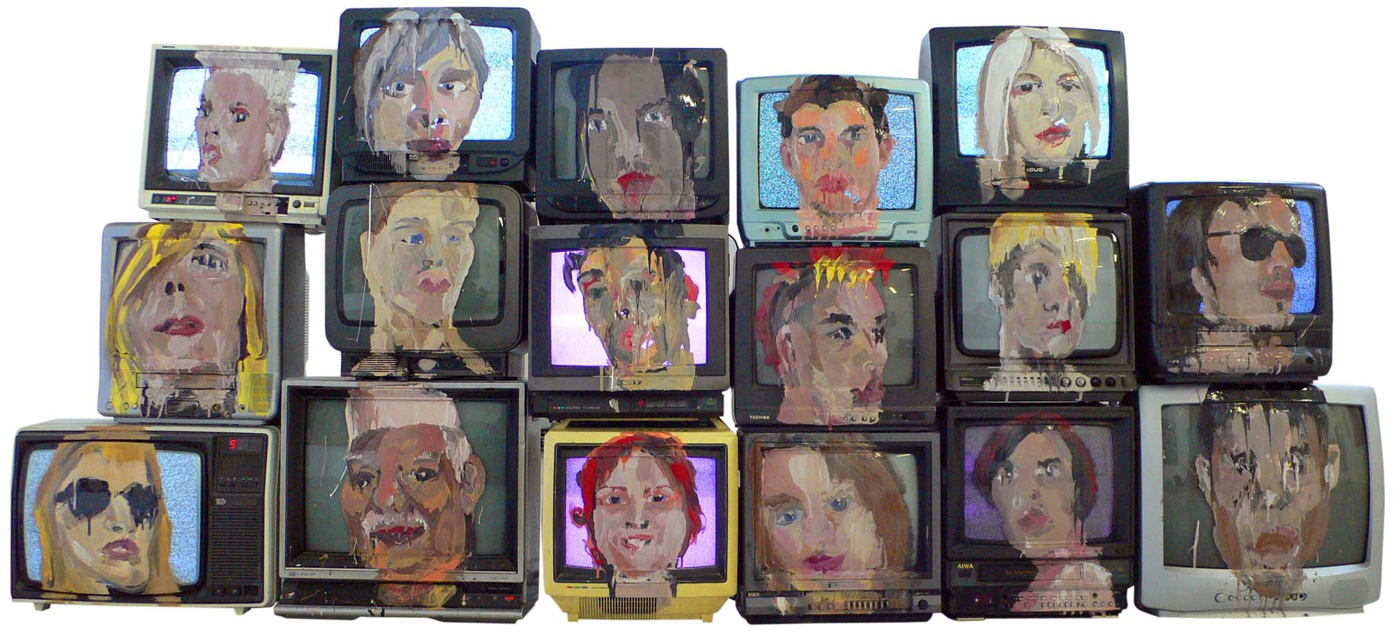 17 Televisions