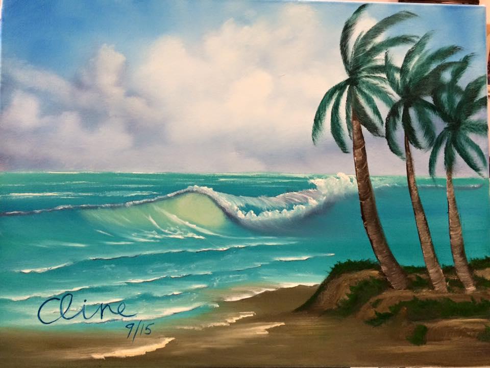 """Windy Waves"""