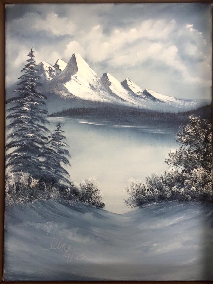 """Frozen Mountain"""
