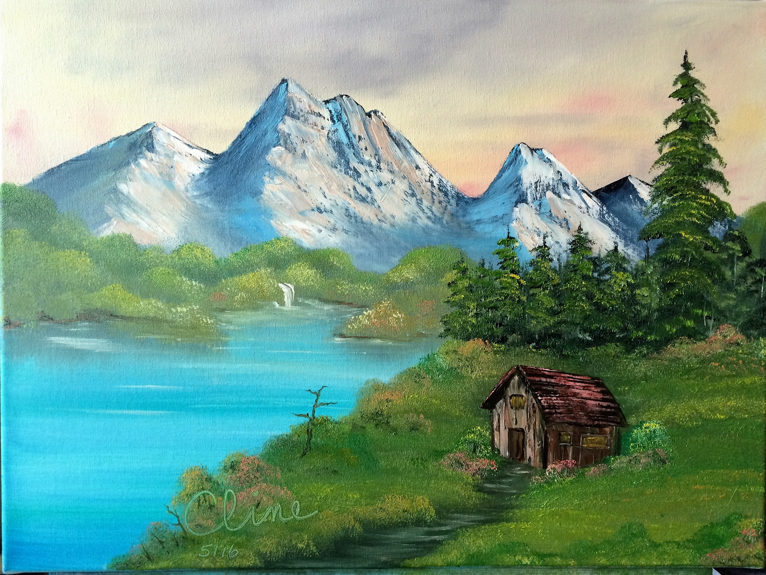 """""""Haven in the Valley"""""""