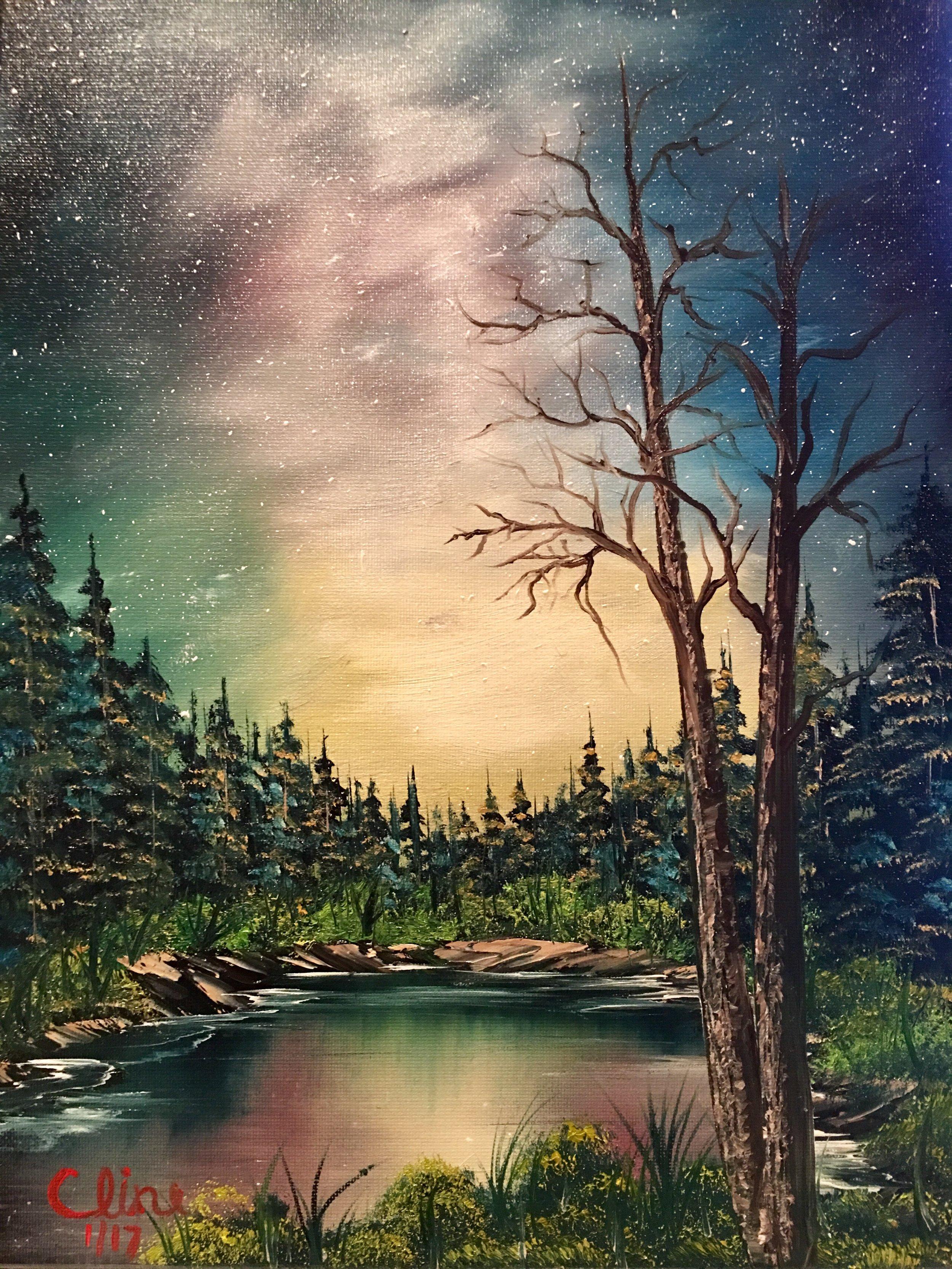 """""""Nic's Nebula"""""""
