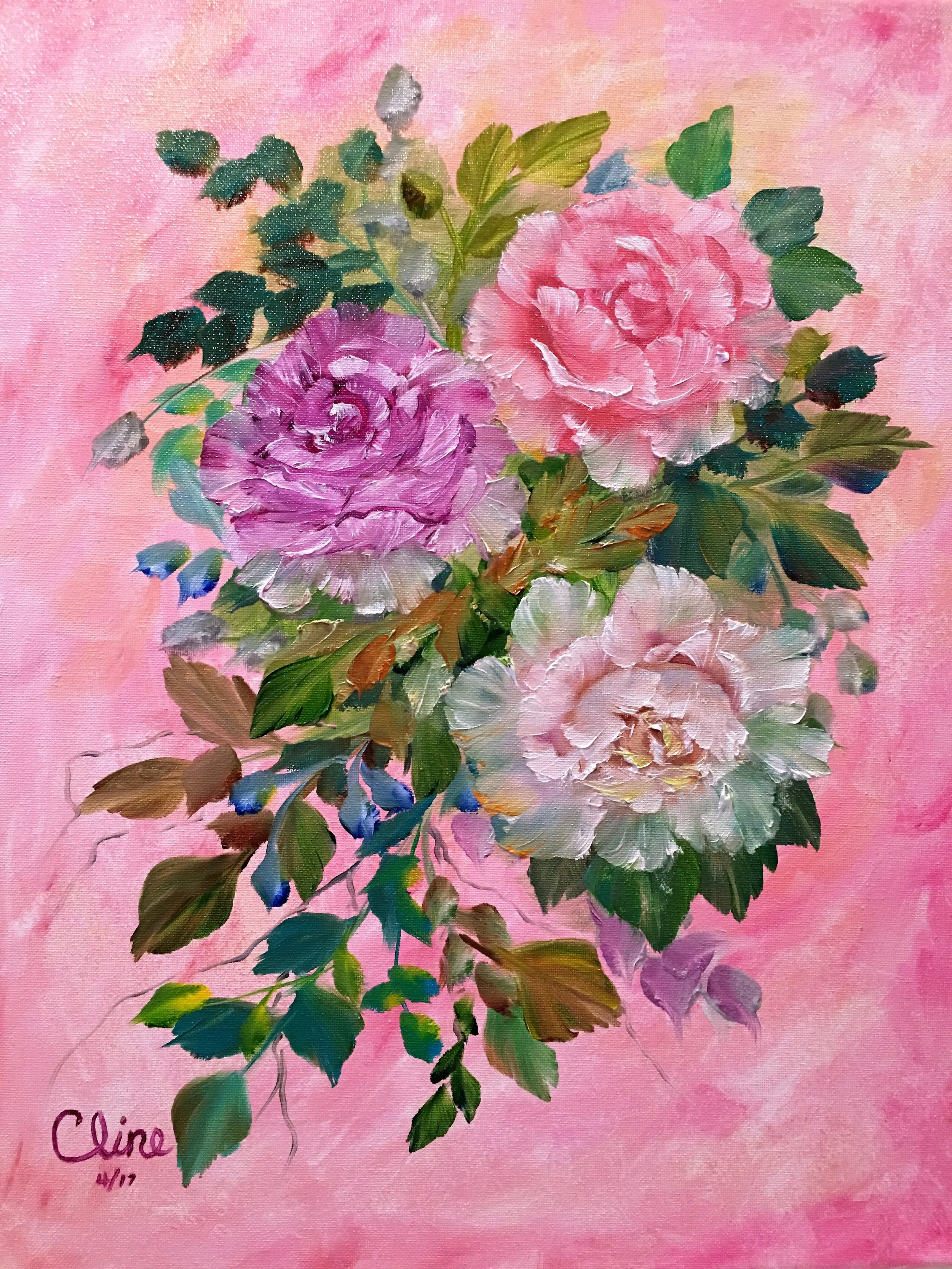 """""""Victorian Roses"""""""