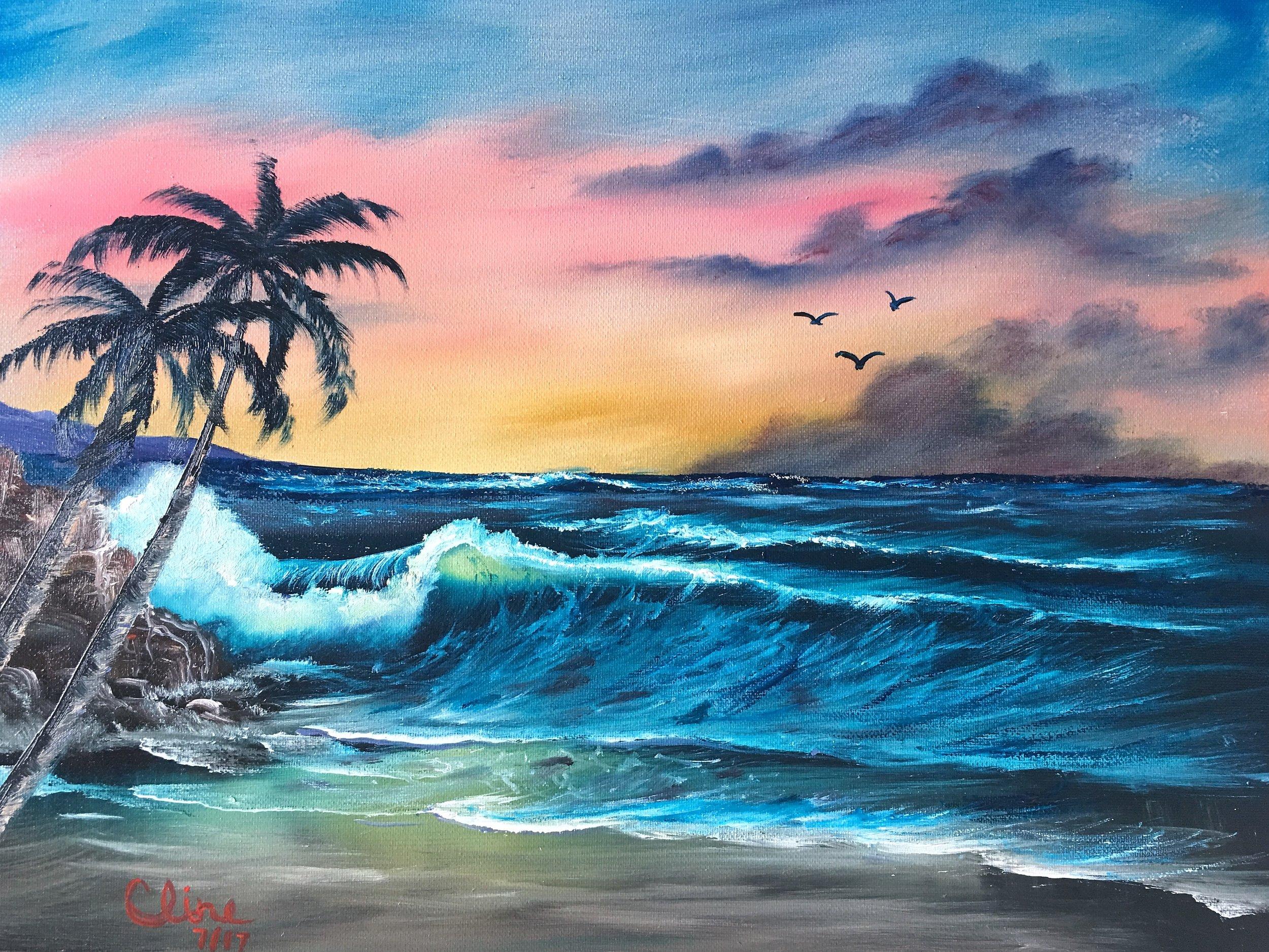 """""""Balmy Beach"""""""