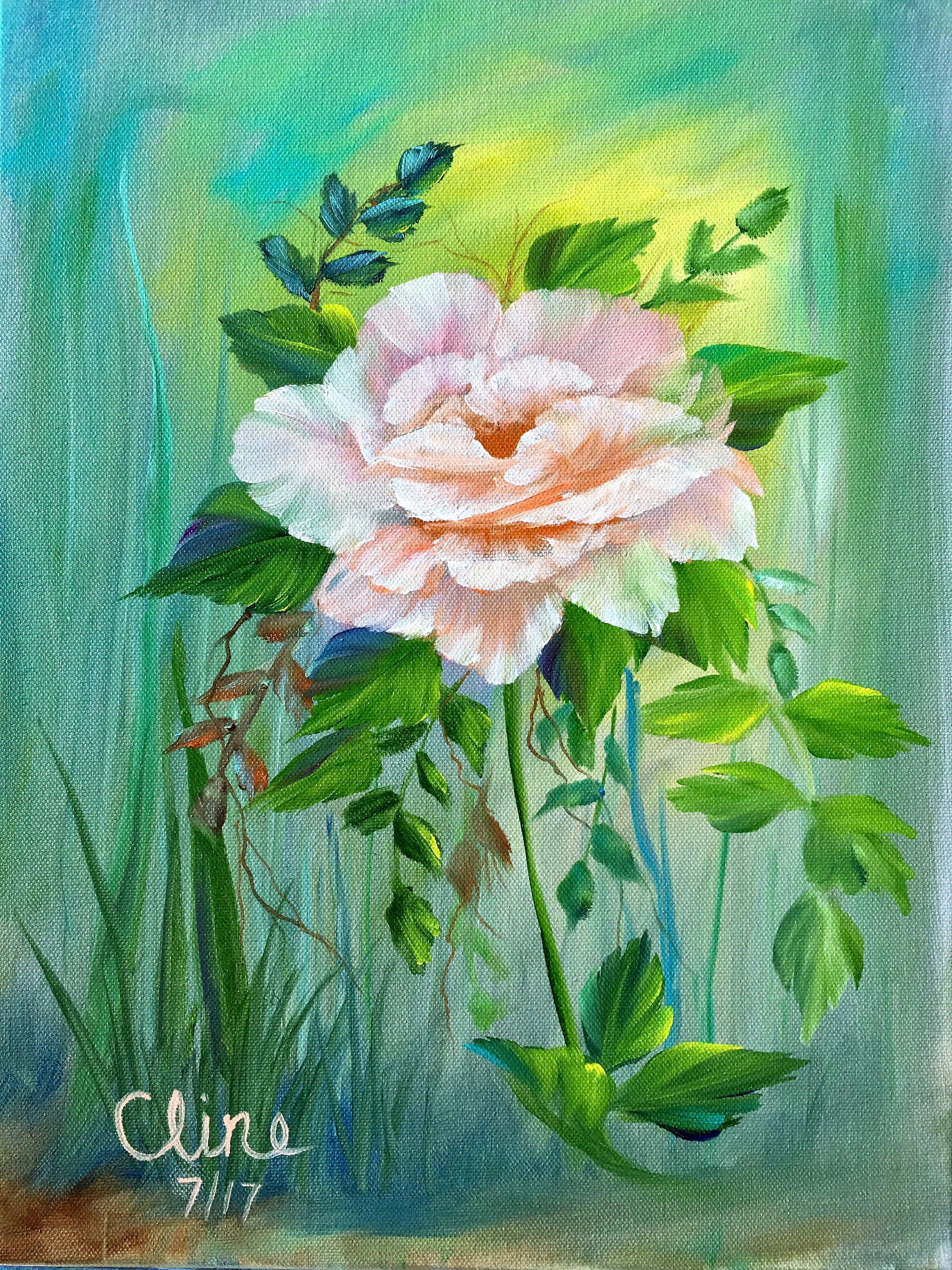 """Little Pink Flower"""