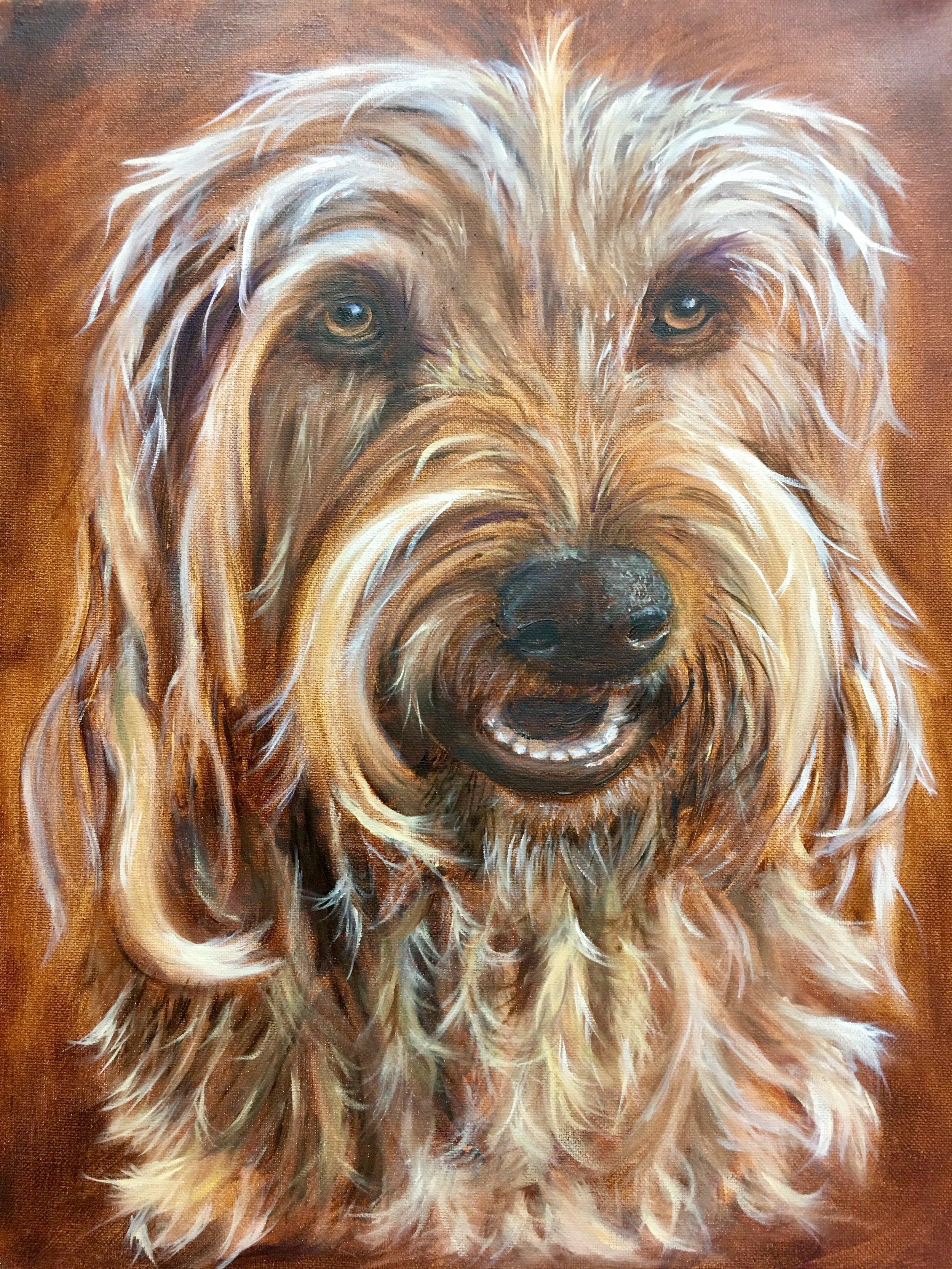 Yahtzee portrait
