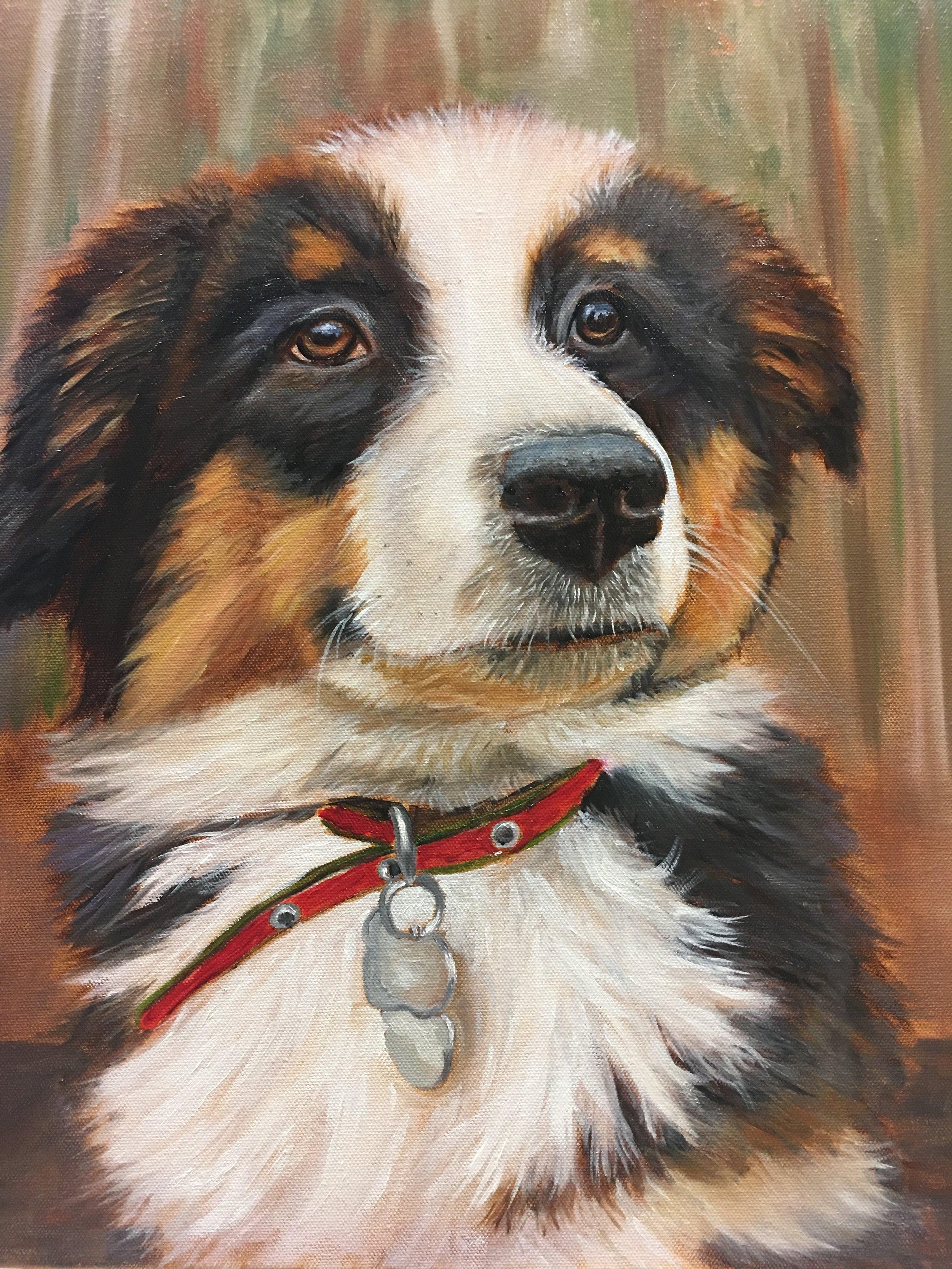 Finnigan portrait