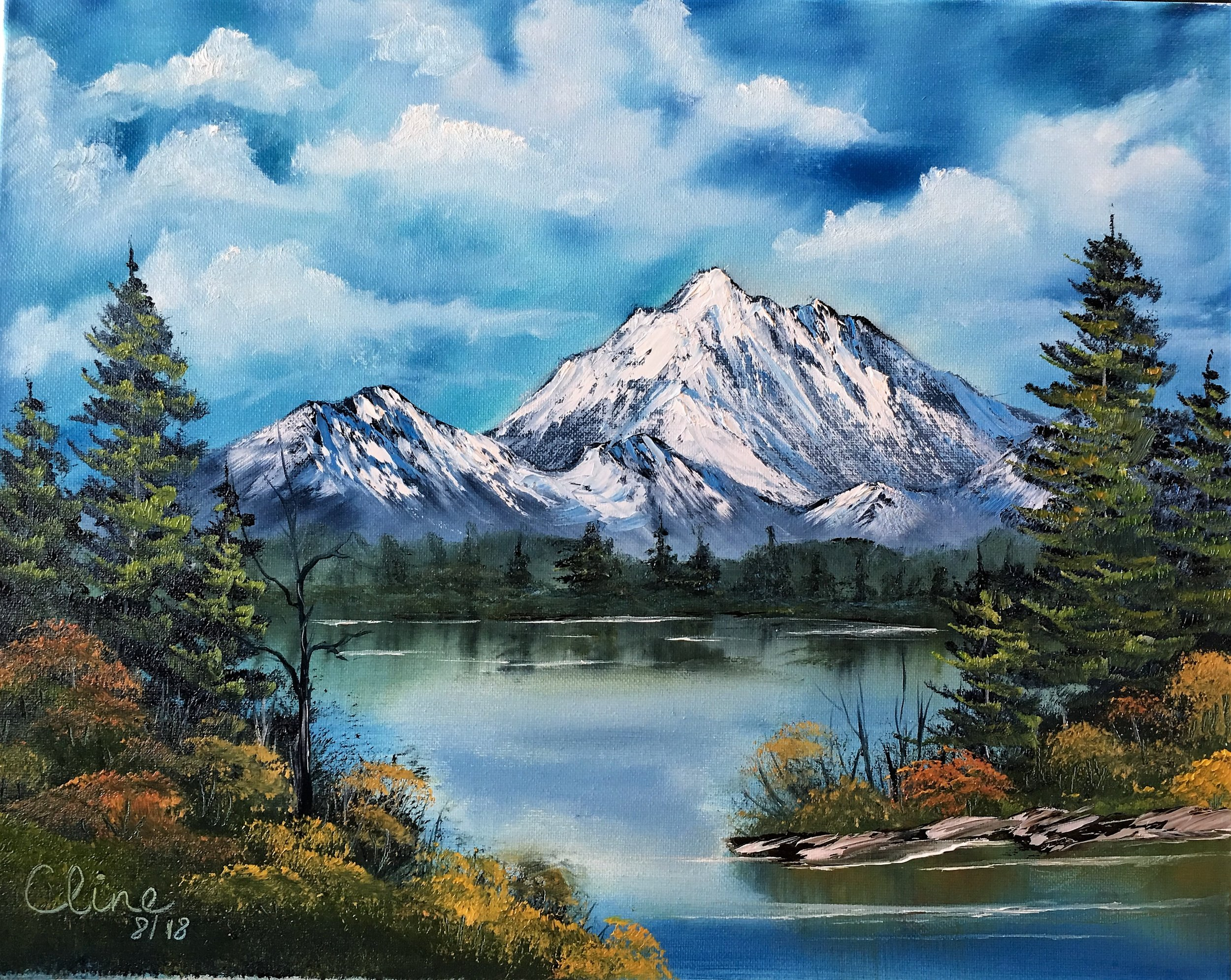 """Mt. McKinley (Denali)"""