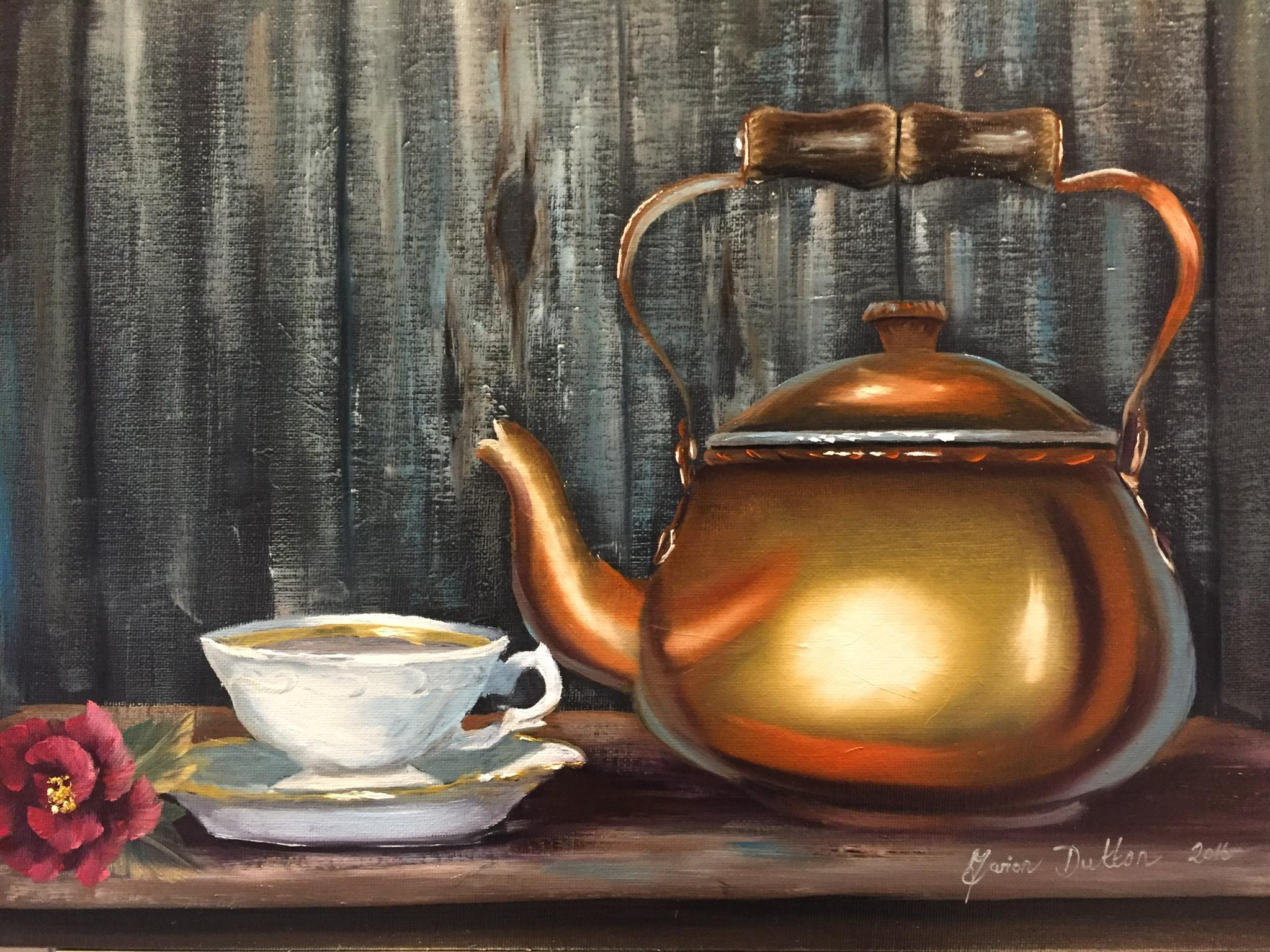 The Copper Kettle - Oils Marion Dutton.png