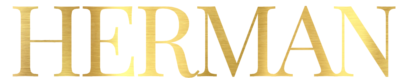 Herman logo gold.png