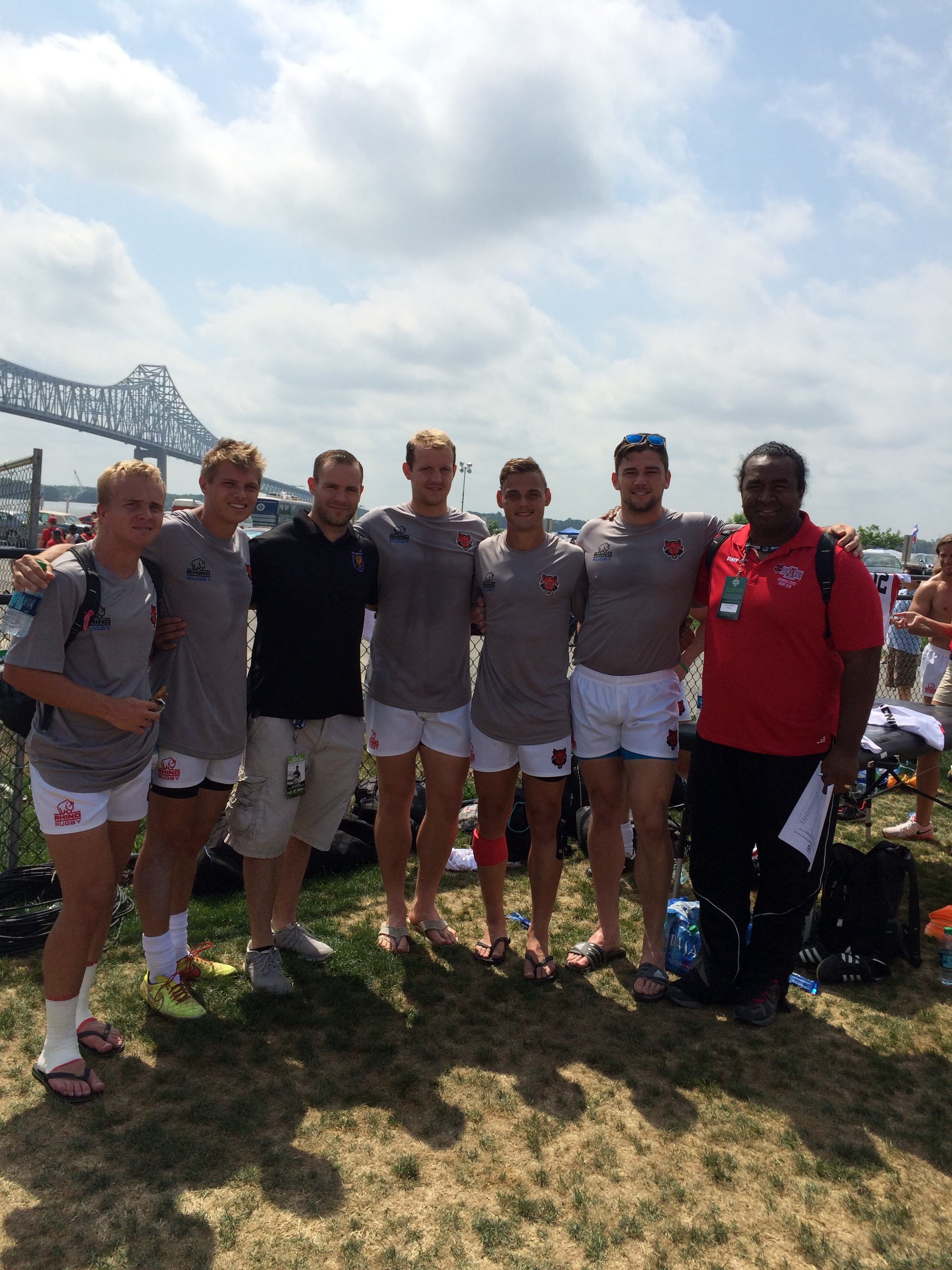 Nationally Ranked Arkansas State Rugby Team, CRC 2015