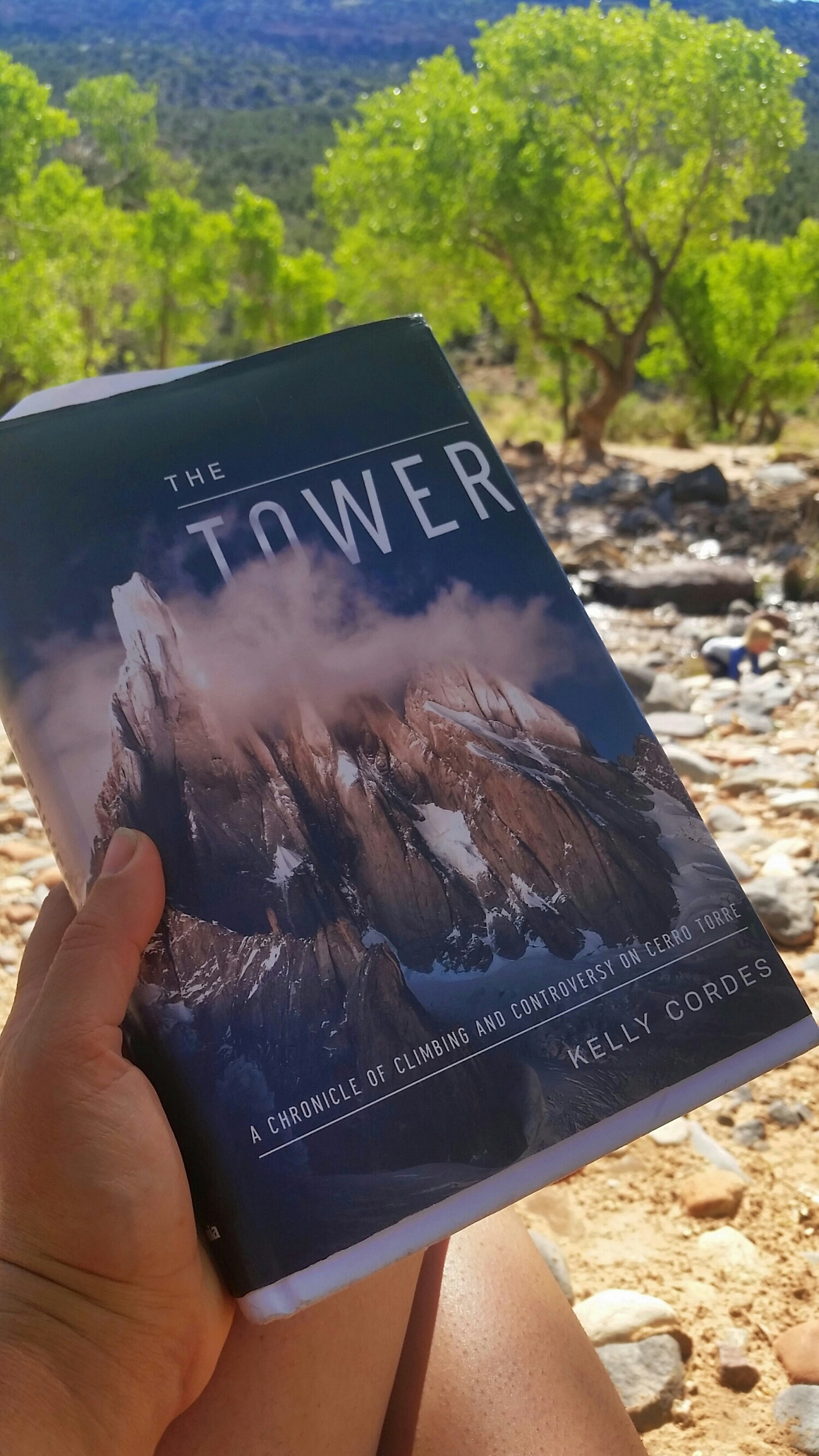 This book was one of my favorites of 2015! (Read an excerpt on Patagonia's  blog )