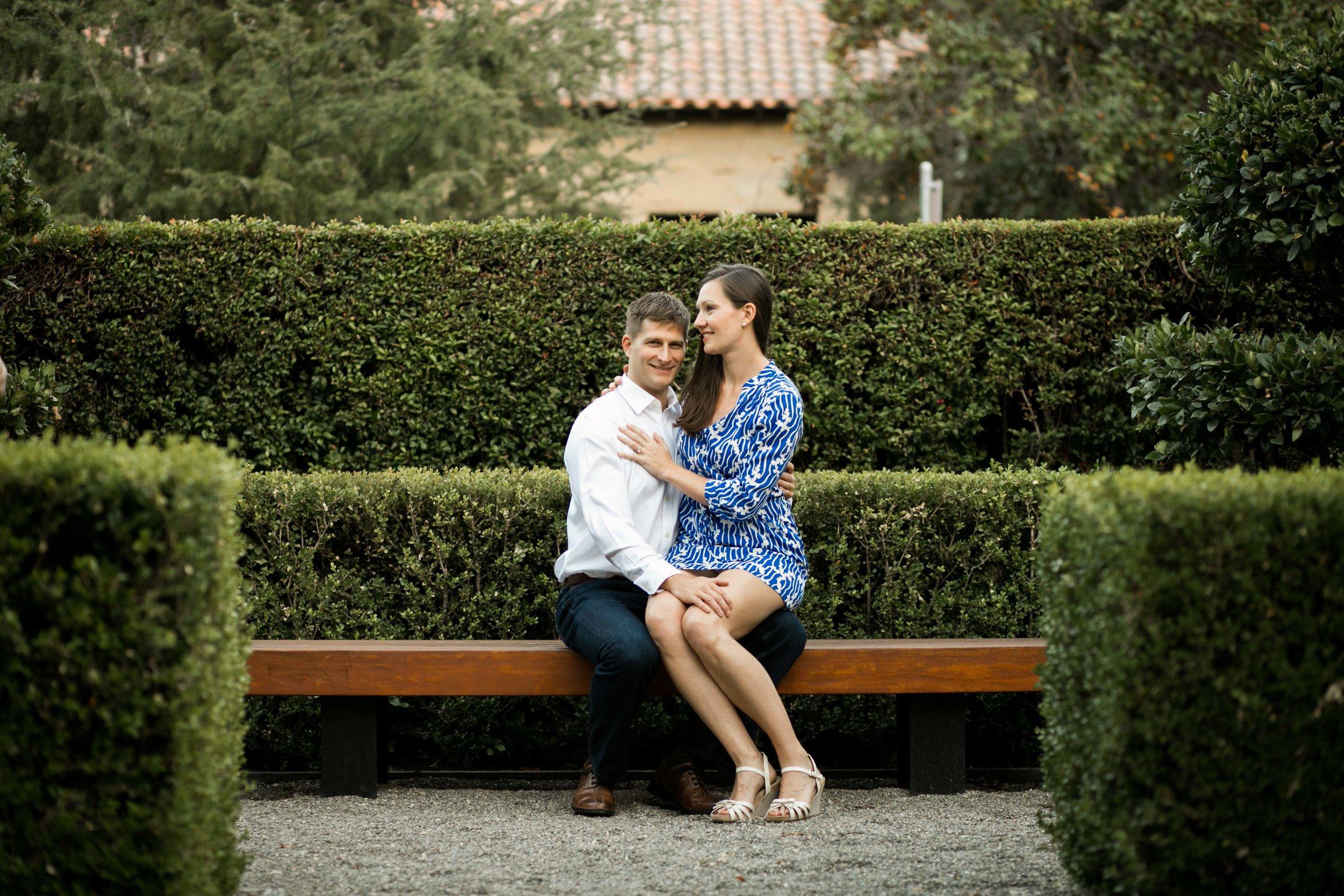 Bre Thurston Photography | San Francisco Bay Area wedding photographer | Karen and Brian's Beautiful California Engagement