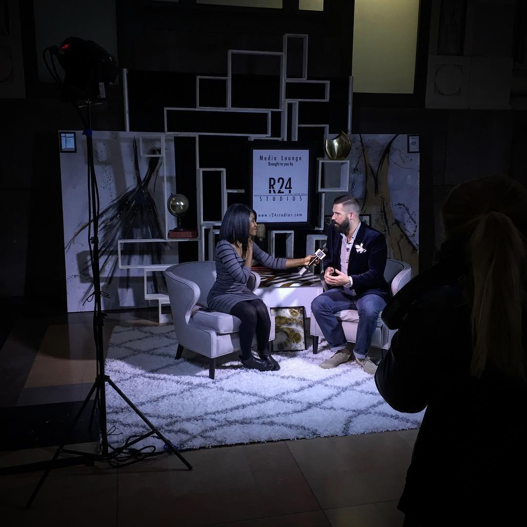 Media Lounge: Kansas City Fashion Week 2017