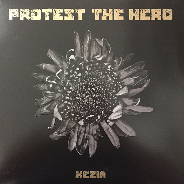 Protest The Hero - Kezia. 2008, CDN. 1st pressing.