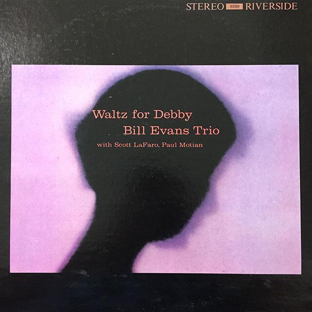 Bill Evans Trio - Waltz For Debby. 1985, US.