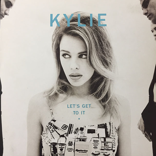 Kylie Minogue - Let's Get To It. 1991, UK. VG+.