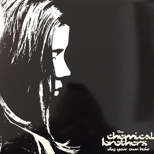 Chemical Brothers - Dig Your Own Hole. 1997, US. VG+.