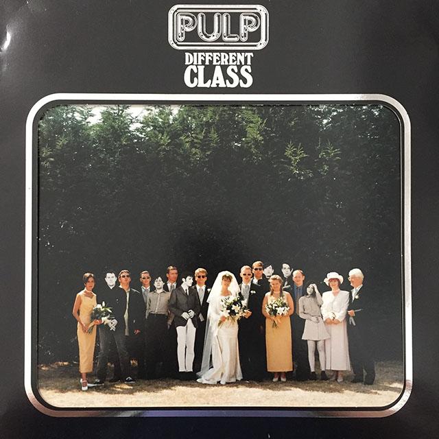 Pulp - Different Class. 1995, UK. VG+.