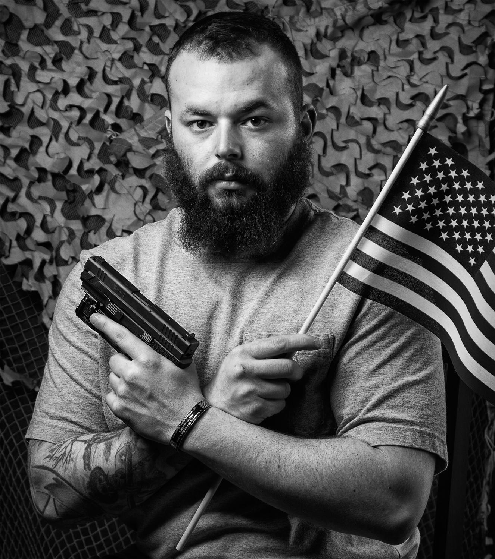 Veteran, Patriot