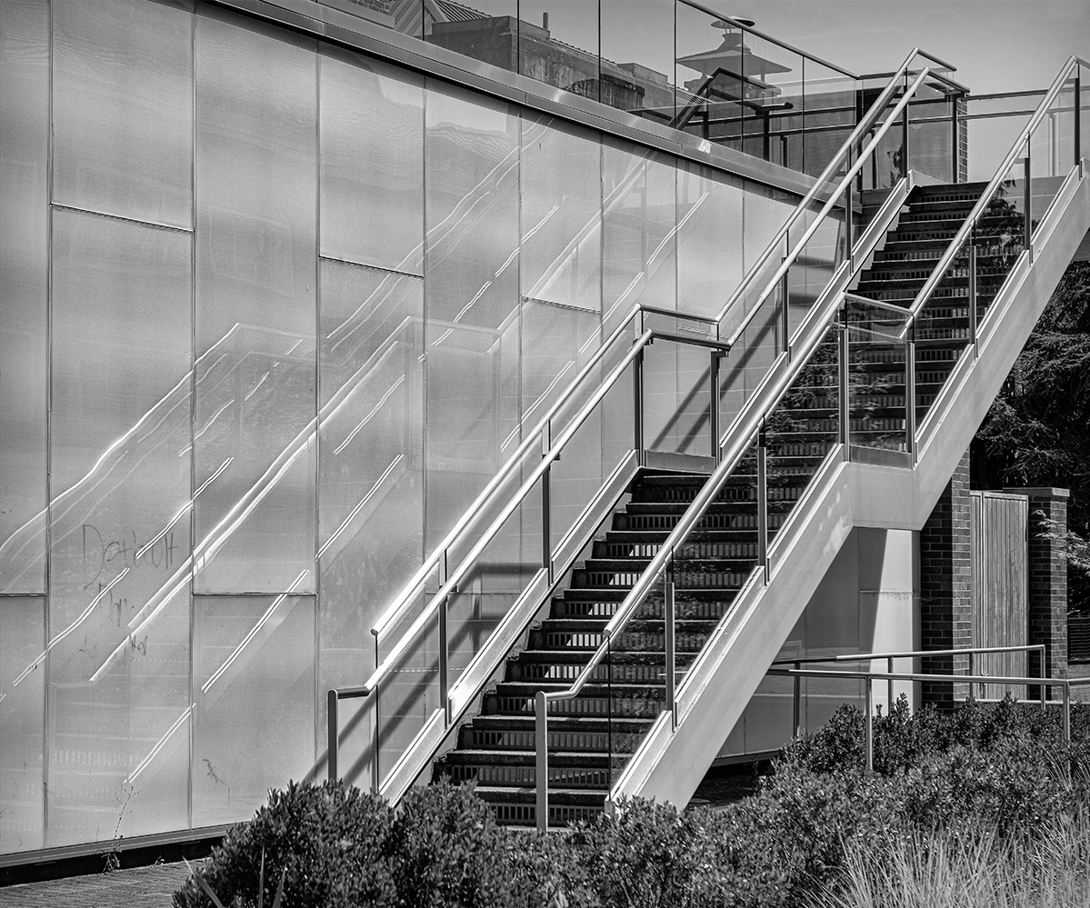 Willamette Staircase