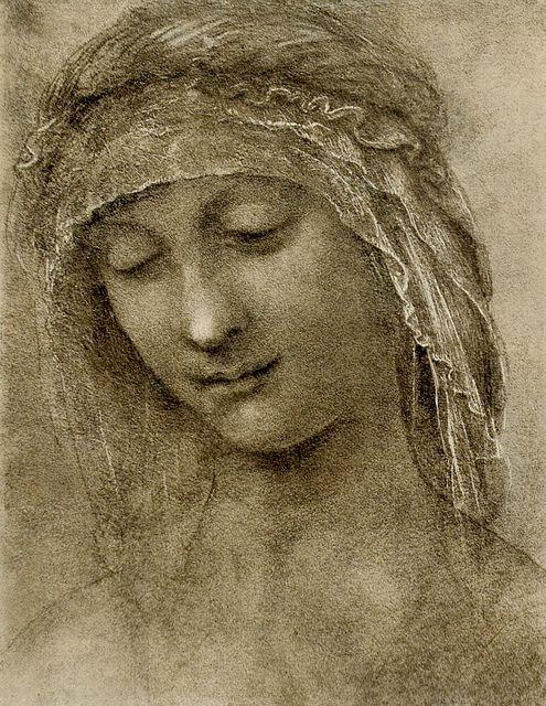 Leonardo Da Vinci,  St Anne