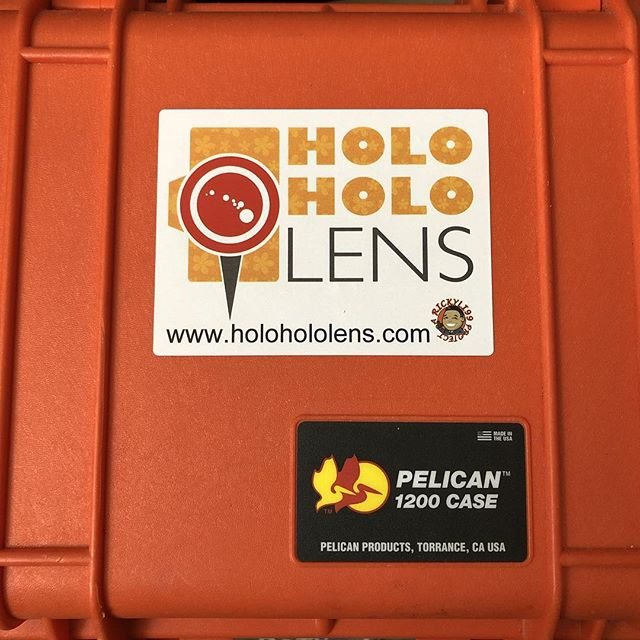After 3 years I finally got #holohololens stickers!