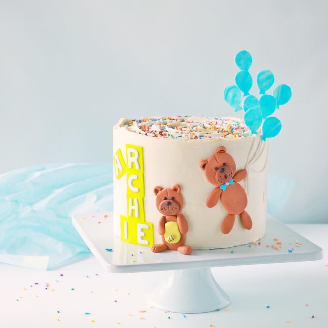 Archie bear cake.JPG