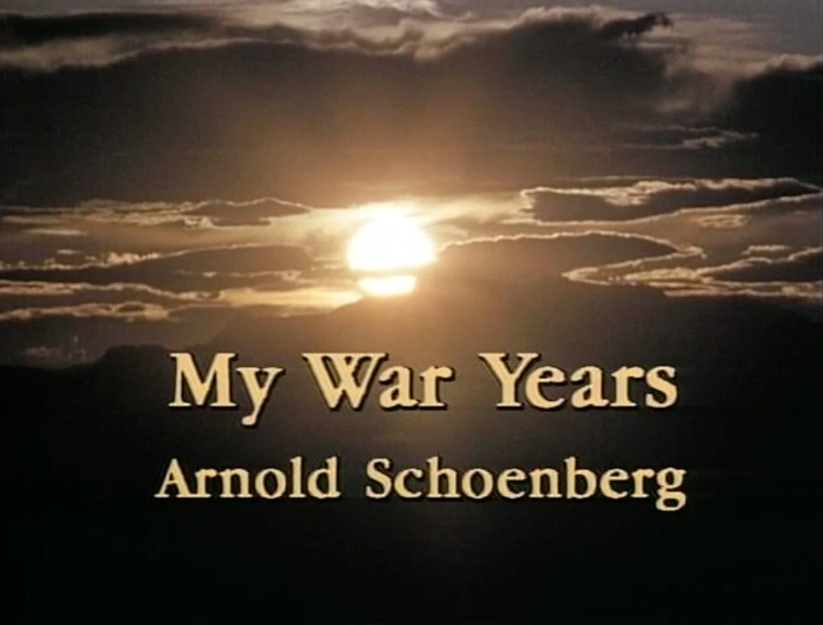 My War Years.jpg