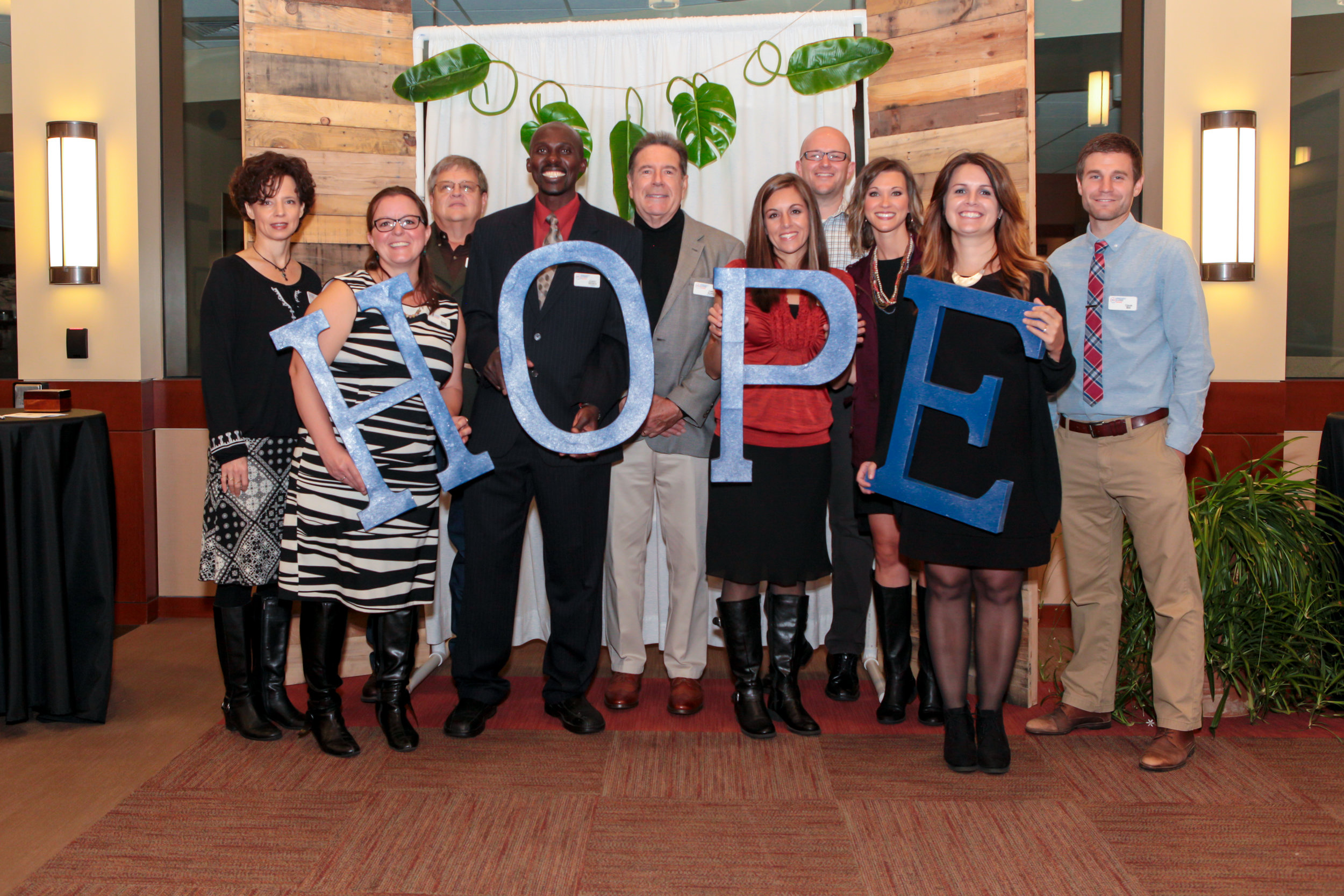 Project Living Hope Board & Staff