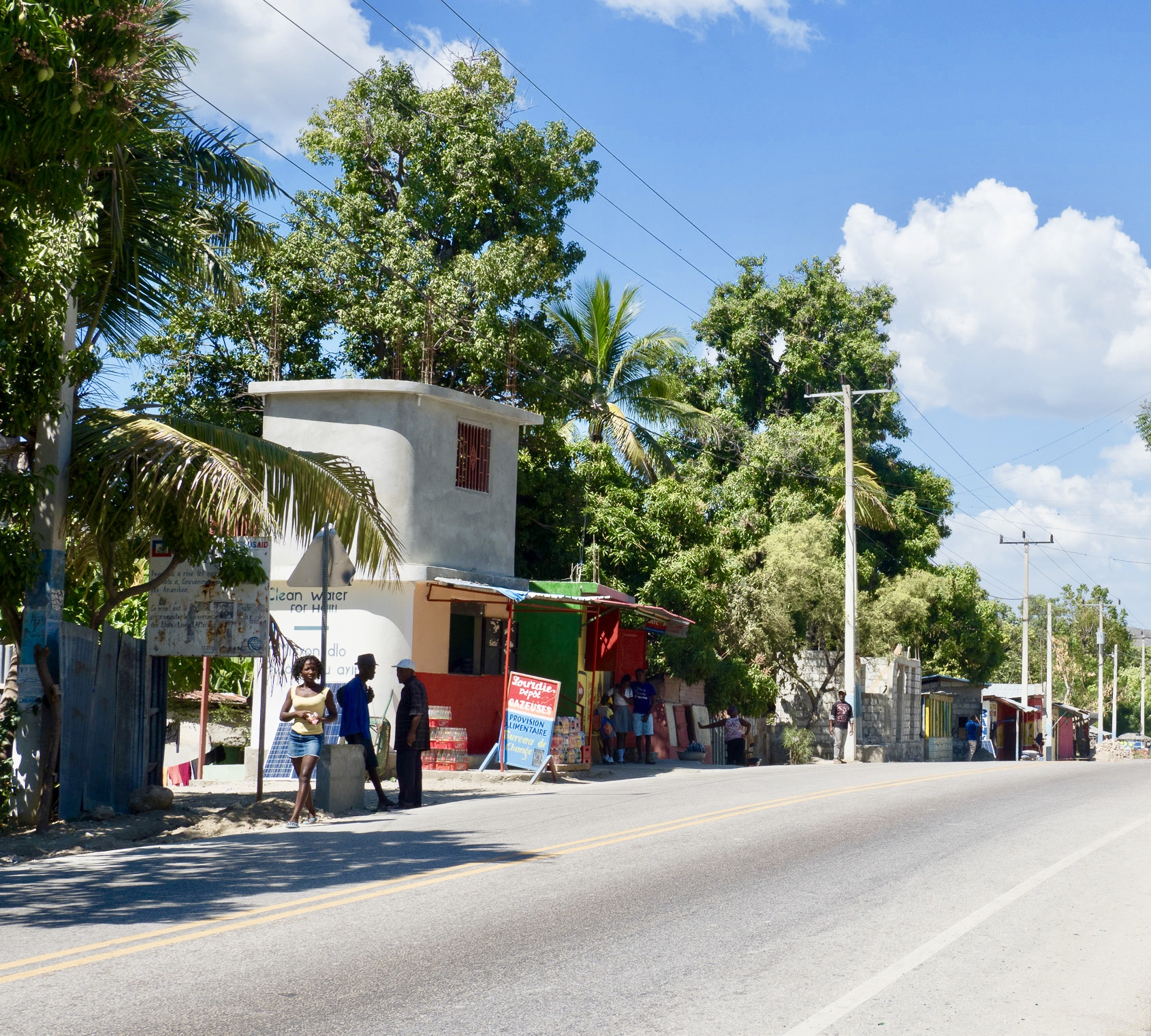 Haiti, Camp Marie, Camp Mary, Community, Empower, Ministry, Mission, jobs.