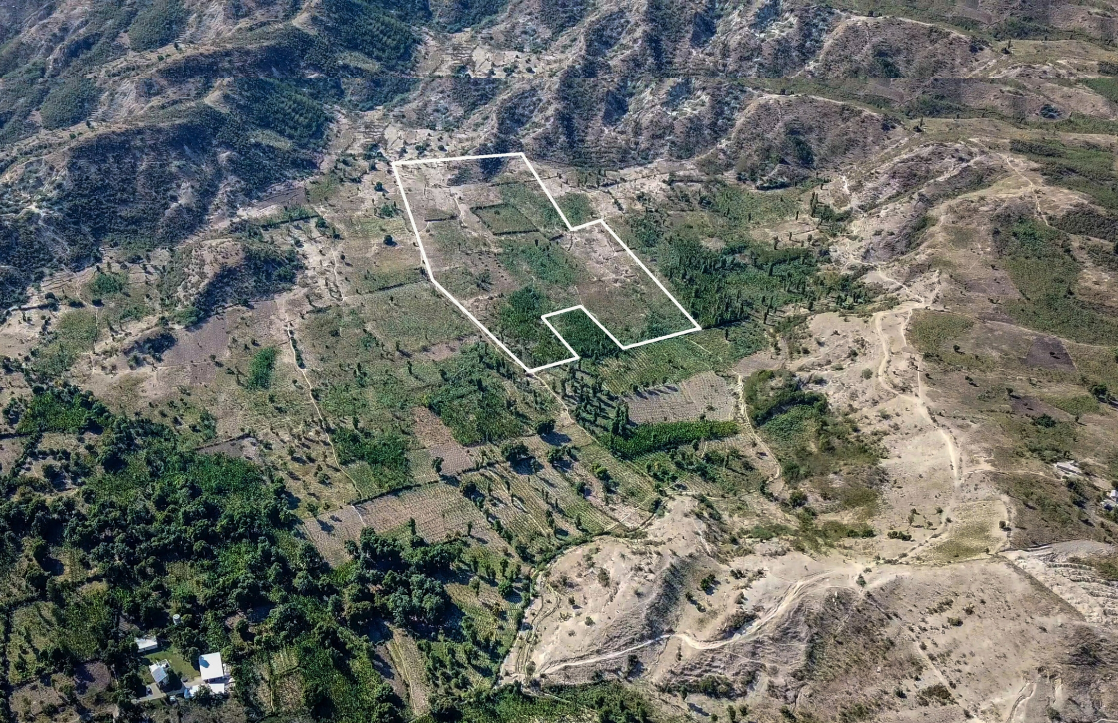 Haiti, Camp Marie, Farming, Community, Mission, Ministry, Construction, Land, Property.