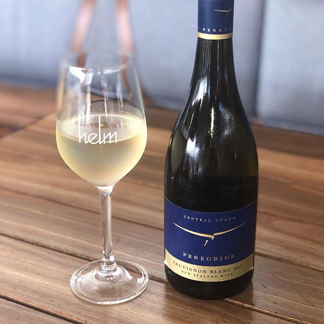 It's International Sauv Blanc Day this Friday.... if you haven't tried @peregrinewines certified organic SB from Central Otago, well you should! It will be on special all day @helmbar 🙌 Any excuse to have a beautiful crisp glass of vino I say!  #nzwine #sauvblancday #peregrinewines #winetime #centralotago #winelover